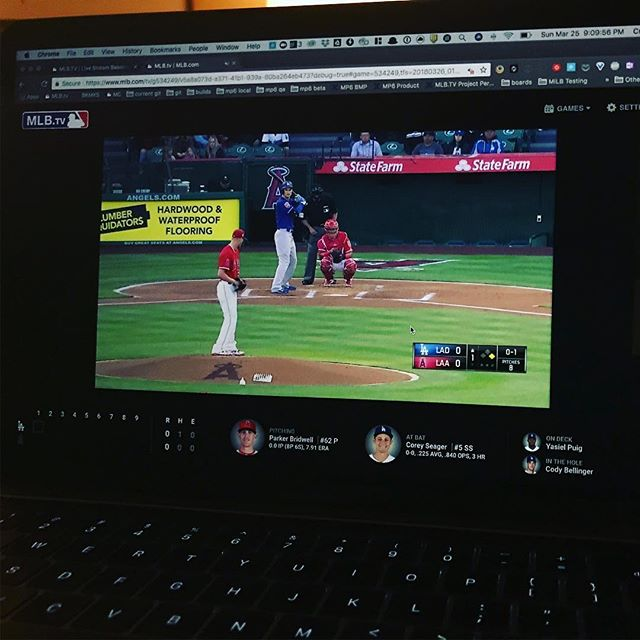 Baseball 1.0.0 ️️️