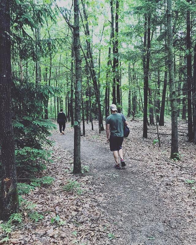 Nice hike today!